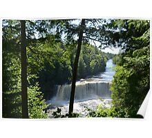 Tahquamenon Falls, Michigan (UP) Poster
