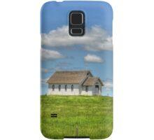 Little Church on the Prairie Samsung Galaxy Case/Skin