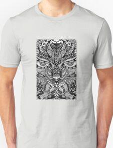Psychedelic pattern art T-Shirt