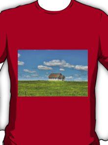 Little Church on the Prairie T-Shirt