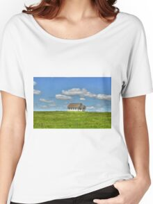 Little Church on the Prairie Women's Relaxed Fit T-Shirt