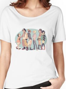 TWEWY Women's Relaxed Fit T-Shirt
