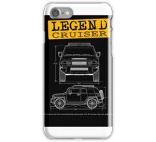 Legend Cruiser  iPhone Case/Skin
