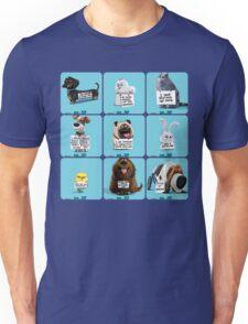 the secret life of pets & Freinds Unisex T-Shirt
