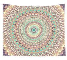Mandala 33 Wall Tapestry