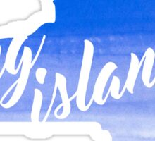 Long Island Sticker