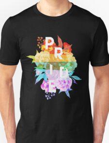 Floral Pride Unisex T-Shirt