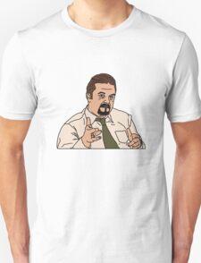The Office UK, David Brent Unisex T-Shirt