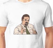 The Office UK, David Brent Unisex T-Shirt
