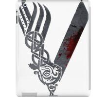 Vikings TV Series Logo iPad Case/Skin