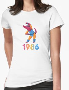 1986 Womens Fitted T-Shirt