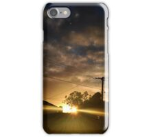 Lens Flare iPhone Case/Skin