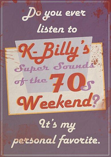 Reservoir Dogs: K-Billy by Badga