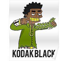 kodak black Poster
