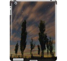 wind blown skies iPad Case/Skin