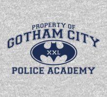 Gotham City Police Academy by ianscott76