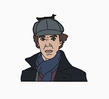 Sherlock, Benedict Cumberbatch Unisex T-Shirt