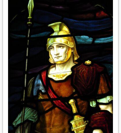 Roman Soldier Sticker