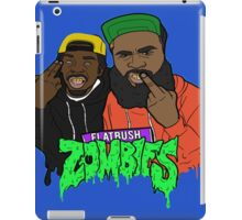 Meechy Darko, Zombie Juice-Flatbush Zombies iPad Case/Skin