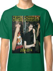 Rip Crystal Castles Classic T-Shirt