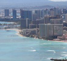 Waikiki  Sticker