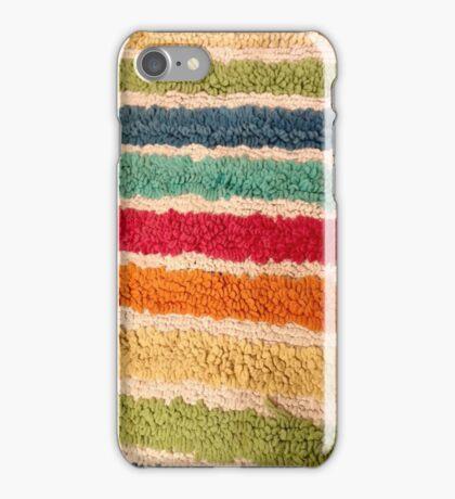 Rainbow Fuzz iPhone Case/Skin