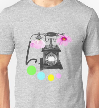 Callin flower Unisex T-Shirt