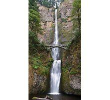 Multnomah Falls Photographic Print