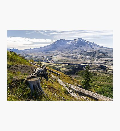 Mt. St. Helens Photographic Print