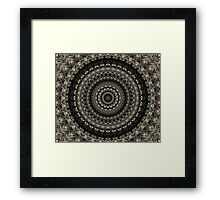 Mandala 39 Framed Print