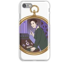 Time For Eight iPhone Case/Skin