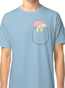 Flutter in a Pocket Classic T-Shirt