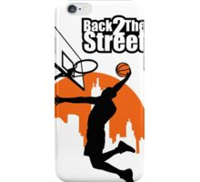 Backstreet Ball iPhone Case/Skin