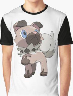 Rockruff / Iwanko Graphic T-Shirt