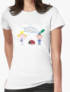 Ben and Holly's Little Kingdom Womens Fitted T-Shirt