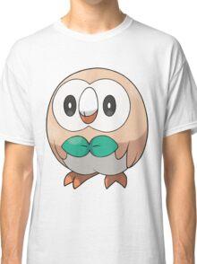 Rowlet / Mokuroh Classic T-Shirt