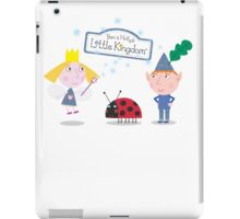 Ben and Holly's Little Kingdom iPad Case/Skin