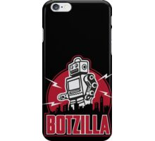 Botzilla It's Like Godzilla iPhone Case/Skin