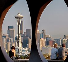 Seattle Changing Form by TomGreenPhotos
