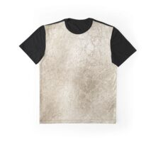 Silver Pearl Foil Graphic T-Shirt