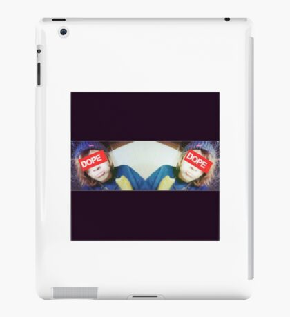 Dope #Pickles iPad Case/Skin