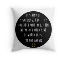 Historia Reiss Throw Pillow