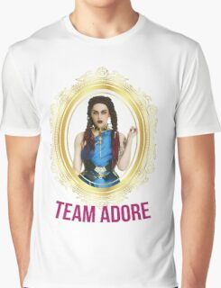 Rupaul's Drag Race All Stars 2 Team Adore Delano Graphic T-Shirt