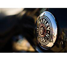 Harley-Davidson Photographic Print