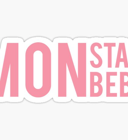 Monsta X + Monbebe Sticker