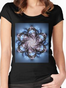 Earth's breath Women's Fitted Scoop T-Shirt