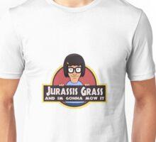 Jurass is grass Unisex T-Shirt
