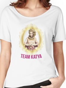 Rupaul's Drag Race All Stars 2 Team Katya  Women's Relaxed Fit T-Shirt
