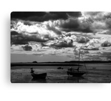 At Lindisfarne Canvas Print