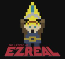 The Legend Of Ezreal: Quest for the Tri(nity)force by Banobo